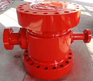 چین اجزای درخت کریسمس قرقره Wellhead Spool Wellhead Sping تامین کننده
